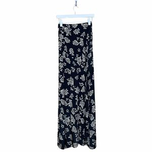 Flynn Skye Wrap It Up Floral Maxi Skirt XS NEW